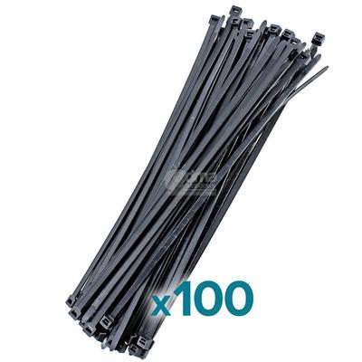 PRECINTOS 3,6MM X 150MM BOLSA X100