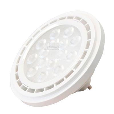 LAMPARA LED AR111 12W FRIA