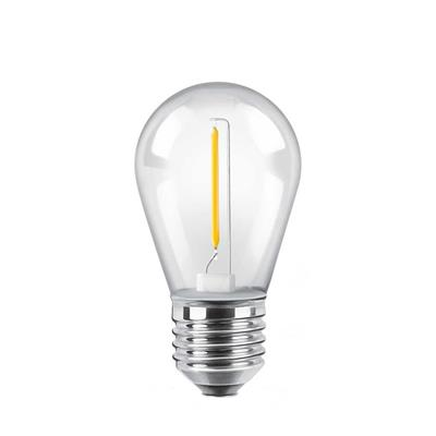 LAMPARA FILAMENTO LED 1W CALIDA INTERELEC