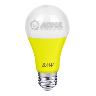 LAMPARA LED 10.5W AMARILLA ANTI MOSQUITO