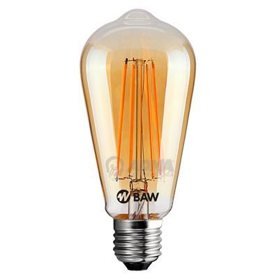 LED 6W ST64 VINTAGE E27 2200K