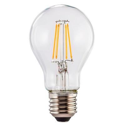 FILAMENTO LED A60 6W E27 CALIDA