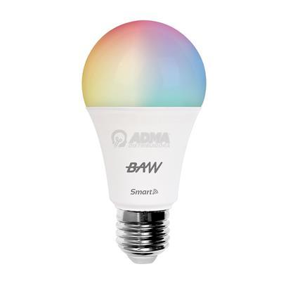 LAMPARA LED SMART 10W E27 RGB + FRIA/CALIDA