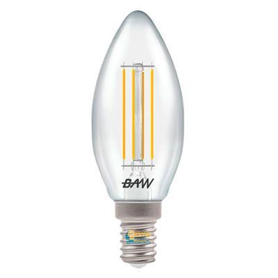 VELA LED 4W E14 CALIDA