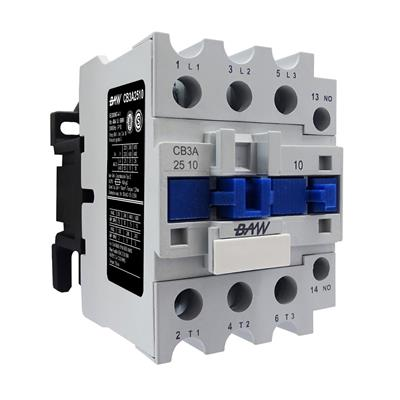 CONTACTOR 3P BAW 5 5KW 12A 1NA 48VCA