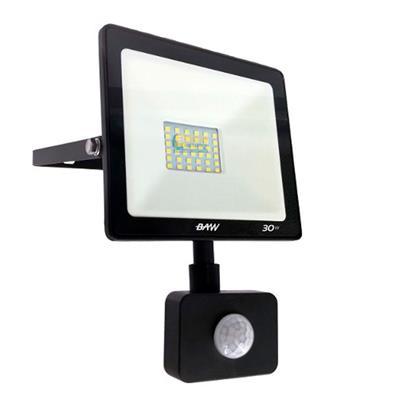 REFLECTOR LED C/SENSOR 30W-FRIA IP44