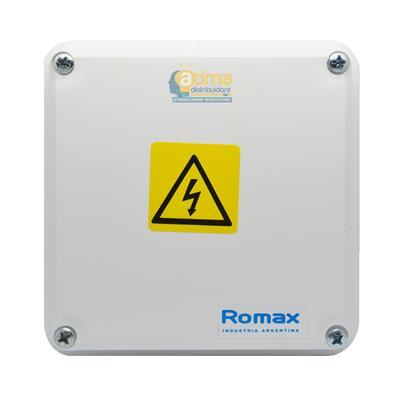 CAJA ESTANCA ROMAX 506 15X15X10