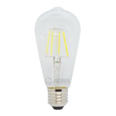 LAMPARA FILAMENTO LED 4W ST58 FRIA PHILCO