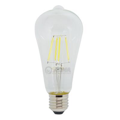 LAMPARA FILAMENTO LED 4W ST64 FRIA PHILCO