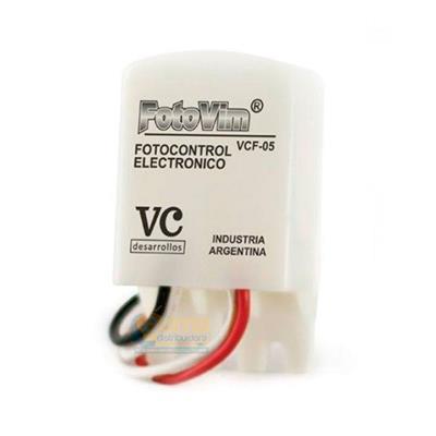 FOTOCELULA 4 CABLES VC
